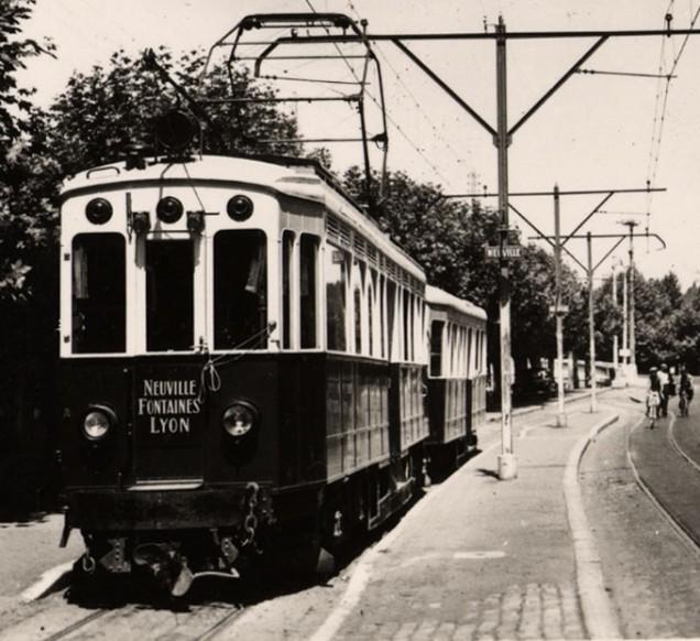Tramway Lyon
