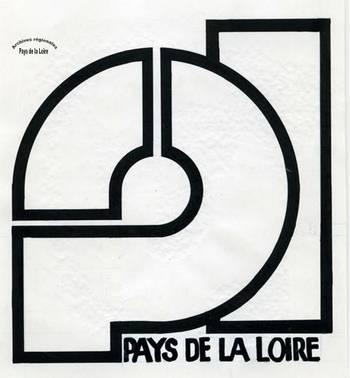 Logo Pays de la Loire 1970