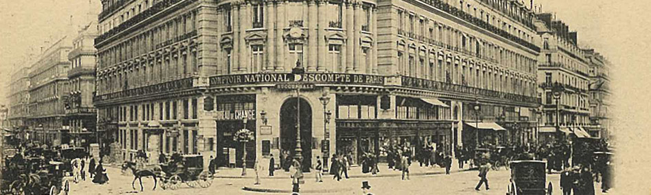 Histore BNP Paribas