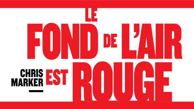 documentaire fond air rouge