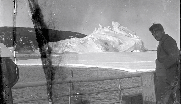 Negatives Survive a Century Frozen In Antarctic