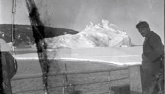 Negatives Survive a Century Frozen In Antarctic
