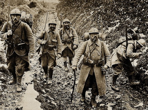 webdocumentaire guerre ille et vilaine 1914 - 1918